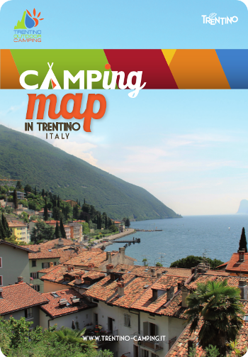Camping-Trentino-Italy-Outdoor-Map-Landkarte-Mappa