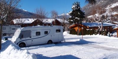 Finden Das Beste Camping Fur Den Winter Urlaub