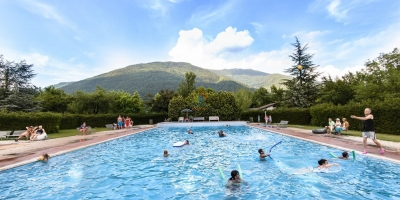 Camping Due Laghi - Levico Lake
