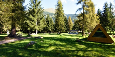 Fiemme Village - Camping Bellamonte