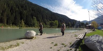 """Pacchetto """"Pesca e Mangia"""" fra le Dolomiti di Brenta"""