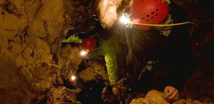 Le grotte e le caverne in Tesino