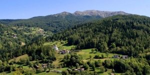 The Mocheni valley