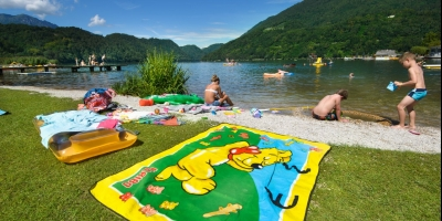 Vacanza Lunga Camping Levico