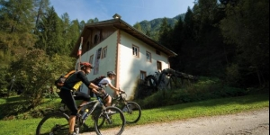 Val di Sole Cycle Path: follow the Noce River