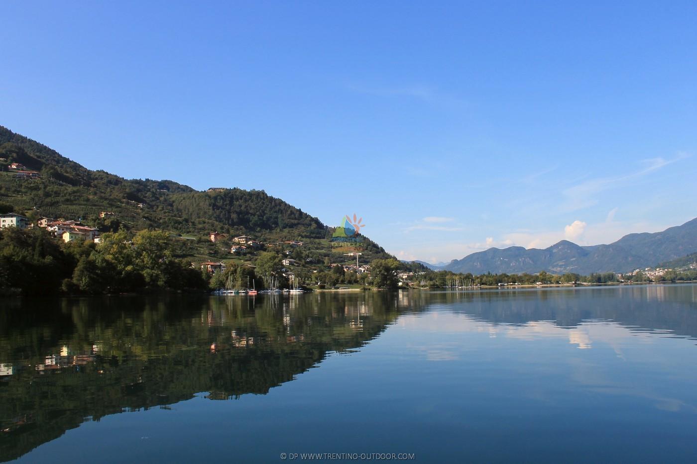 I campeggi sul lago di caldonazzo e lago di levico - Campeggi con piscina lago di garda ...